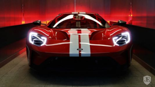 This $1.4 Million Ford GT Resale Will Cost You an Extra $1.2 Million to Export From Europe