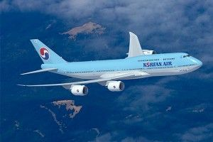 Korean Air launches non-stop flights between Boston and Seoul