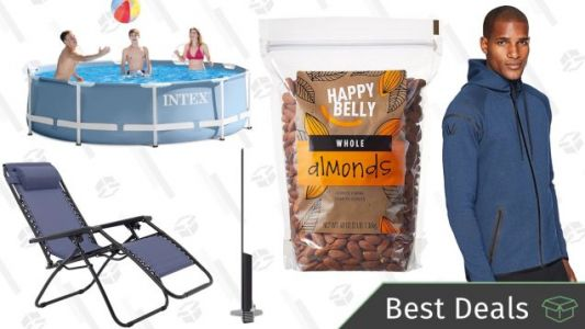 Sunday's Best Deals: Activewear, Pools, Patio Furniture, and More