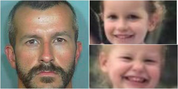 Colorado dad may have strangled his 3- and 4-year-old daughters before allegedly dumping their bodies in an oil tank to hide the smell, documents suggest