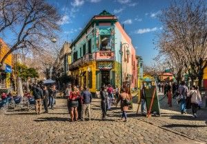 Argentina faces slump in tourism due to financial turmoil