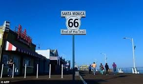 Route 66 attracts travelers across the globe