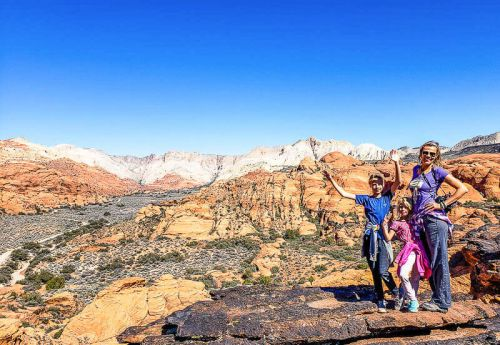 5 Spectacular Snow Canyon Hikes - Don't Miss Snow Canyon State Park Utah on Your Southwest Trip!