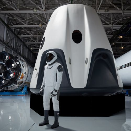 SpaceX just let people crawl into its new spaceship for NASA astronauts - here's what it's like inside