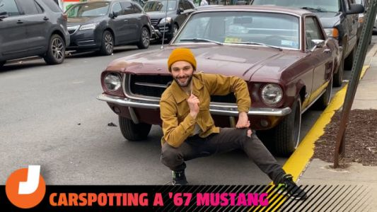 Everything You Hate About New Car Styling Is On This 1967 Mustang