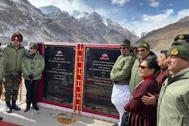 Rajnath Singh throws open Siachen for tourism