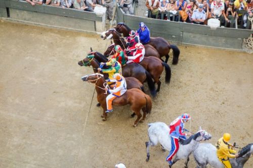 Daily Dose of Europe: Siena's Palio - 90 Seconds of Sheer Medieval Madness
