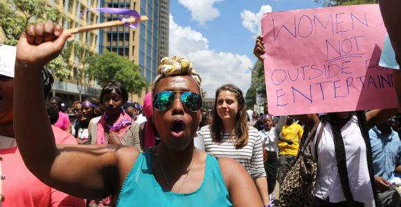 MyDressMyChoice: How Women Fought Harassment in Kenya