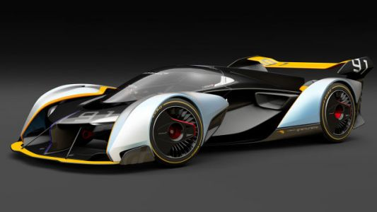 McLaren Confirms It's Building a Real Car Possibly Based on the Ultimate Vision Gran Turismo