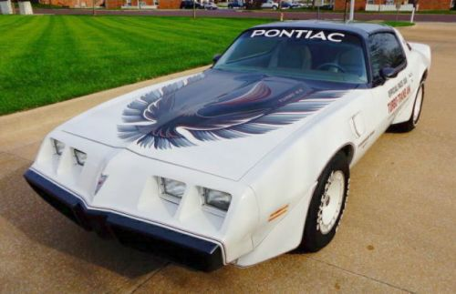At $19,895, Could This 1980 Pontiac Trans Am Turbo Indy Edition Still Set The Pace?