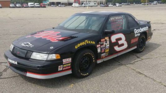 At $4,500, Would You Find This 1991 Chevy Lumina Z34 Tribute Intimidating?