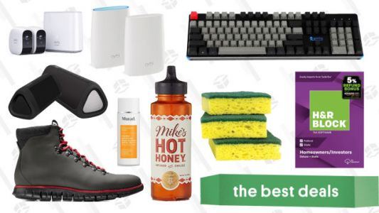 Friday's Best Deals: Kindle Paperwhite, Cole Haan, Sponges, and More