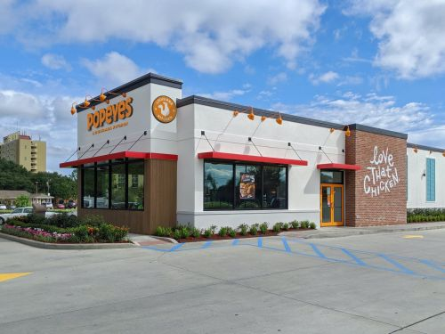 Popeyes revamps its logo and restaurant design as it sets its sights on global expansion