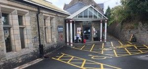 Car Park Improvements Completed At Busy South Lakes Station
