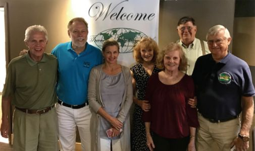 Photo From the June Meeting of the Arkansas TCC Chapter
