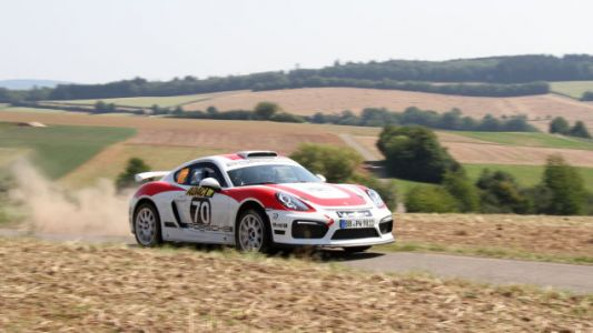 Making a Cayman Into a Rally Car Is The Best Thing Porsche Has Done in Years
