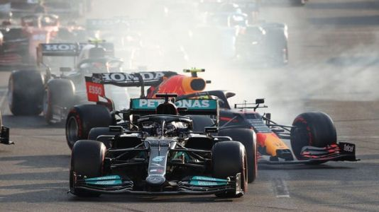 There's A Reason For All Those Fuel Burning Regulations In Formula One