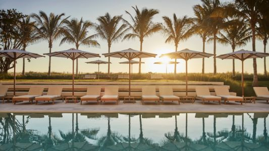 Take Your Time With Four Seasons Hotel at The Surf Club