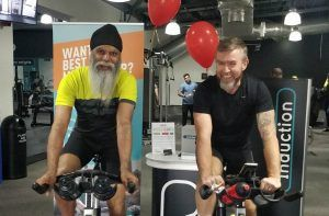 Railway Signaller Swaps Trains For Trainers in Half Marathon and Cycling Challenge