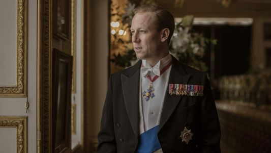 Netflix shared the first photo of the new Prince Philip in 'The Crown' season 3, and you might recognize him from 'Game of Thrones'
