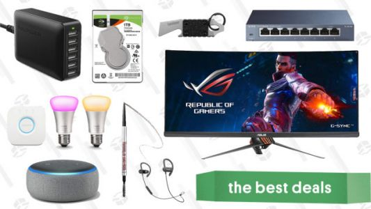 Wednesday's Best Deals: TP-Link, Anthropologie, Bic Pens, and More
