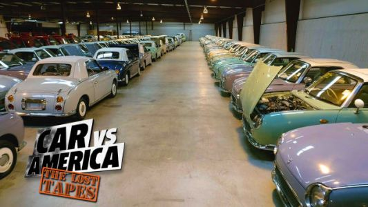 Inside the Most Amazing Japanese Import Car Collection in America