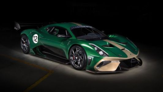Hell Yes You Can Make Your Brabham BT62 Road Legal