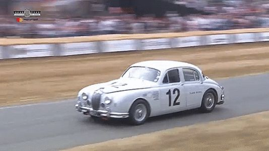 The Fastest Way Isn't Always The Most Fun At Goodwood