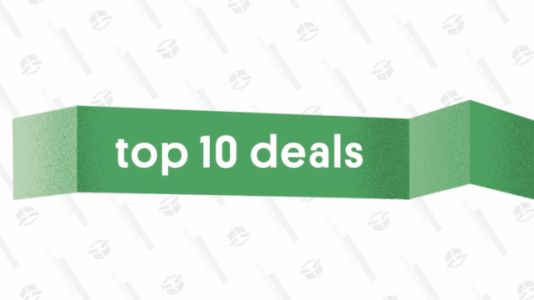 The Top 10 Deals of December 14, 2018