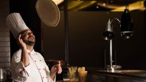 Italian Chef Nicola Rossi Starts a New Journey at Four Seasons hotel Riyadh as executive sous chef