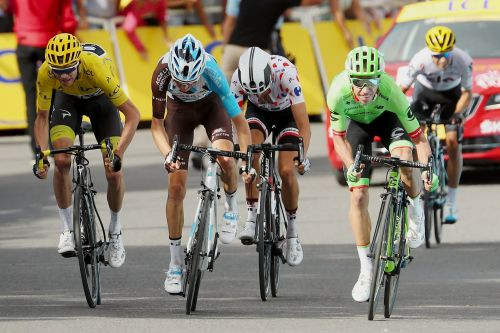 176 riders started the Tour de France, but only these 6 have a shot at winning