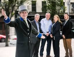 Belfast all prepared to hold Hosts Global Forum