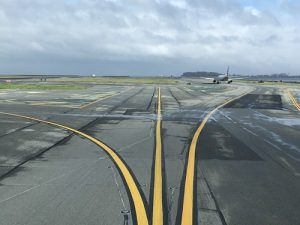 San Francisco International Airport runway sinking, subsidence to cause delays