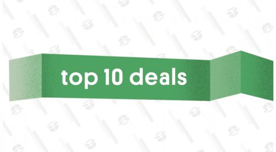 The 10 Best Deals of March 26, 2019