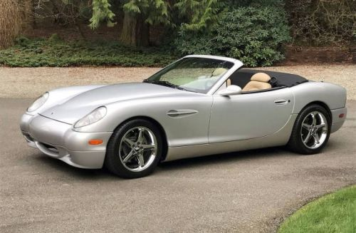 At $32,500, Might You Aspire to This 2002 Panoz Esperante?