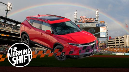 UAW Gets Chevy Blazer Removed From Detroit Tigers Stadium