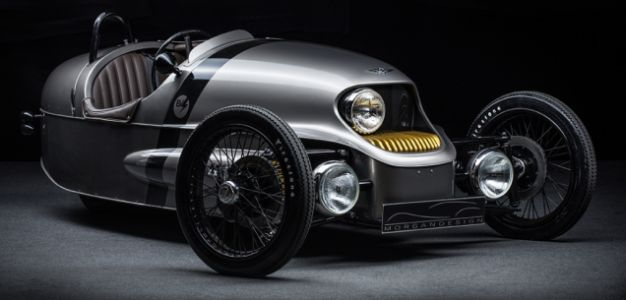 Morgan's Electric 3-Wheeler Is Not Going Into Production Anytime Soon