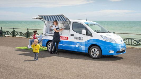Nissan's Ice Cream Truck Prototype Is a Solution to a Quietly Nefarious Problem