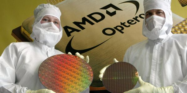 Here come AMD earnings
