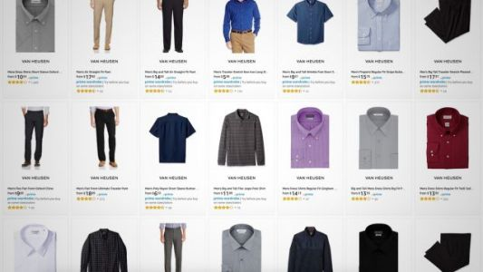 Stock Up On Dress Shirts, Chinos, Polos, and More From Under $20, Today Only