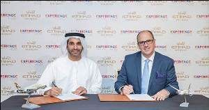 Experience Hub and Etihad sign MoU to promote Abu Dhabi as a leisure & culture destination