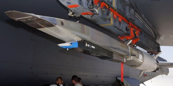 The Air Force is working on a plan to fast-track development of hypersonic weapons