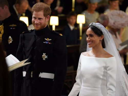 There's an official royal wedding album on Spotify, and it'll let you relive the magical day on repeat