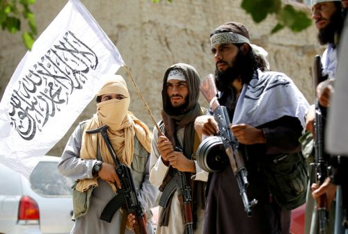 The Taliban is actually entering peace talks - in Moscow