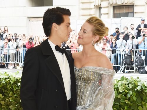 'Riverdale' star Cole Sprouse shared an intimate photo of Lili Reinhart for her birthday
