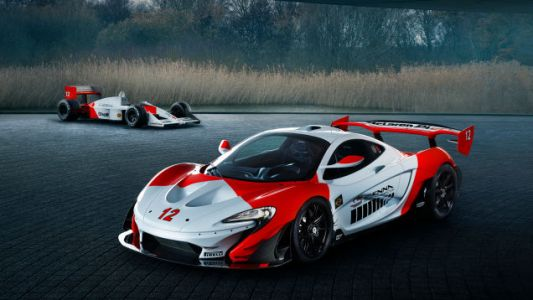 The McLaren P1 GTR 'Beco' Is Even Faster And More Powerful Than The Original P1 GTR