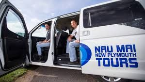Nau Mai Tours showing nooks and crannies of Taranaki region