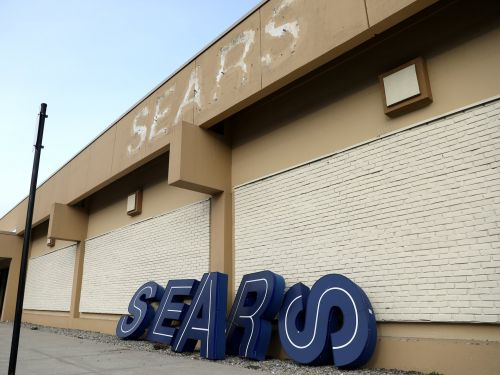 The rise and fall of Sears is the perfect symbol of retail's challenges over the last decade