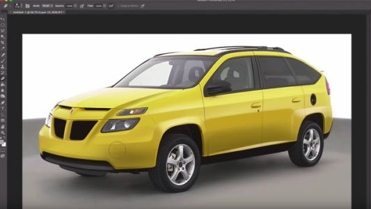 How a Simple Redesign Could Have Made the Pontiac Aztek Less Ugly