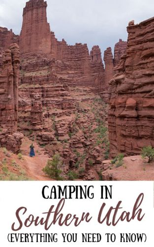 Camping in Southern Utah: Everything You Need to Know